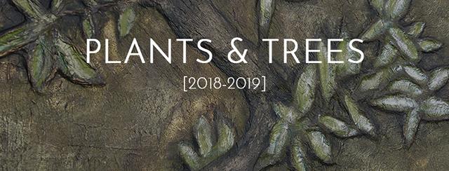 catégorie peintures plants and trees