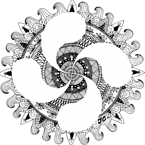 Lauburu-mandala-waves-tiphanie-canada-illustration